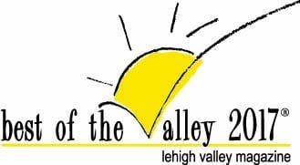 Lehigh Valley Magazine's Best of the Valley 2017 logo