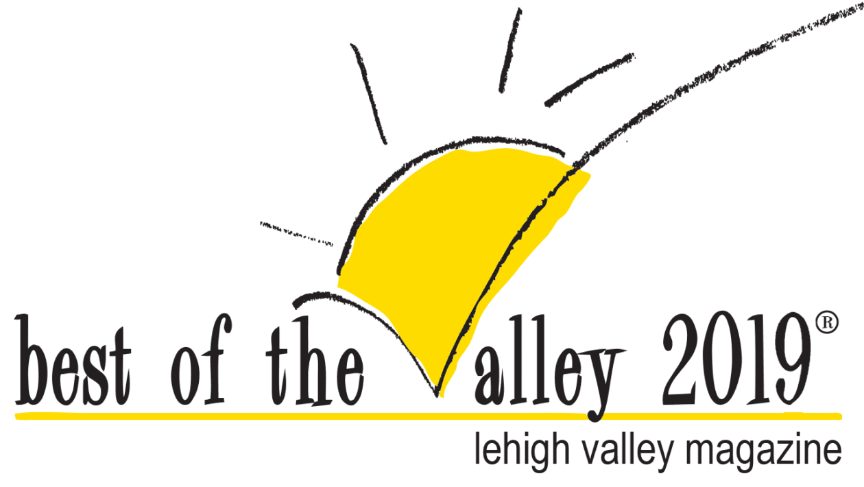 Lehigh Valley Magazine's Best of the Valley 2019 logo